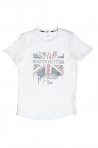 Shirt M.O.D  - white