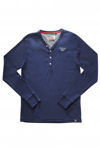 Sweatshirt Petrol - blue