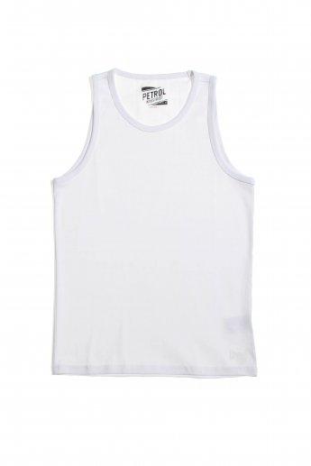Basic Tank Top - white