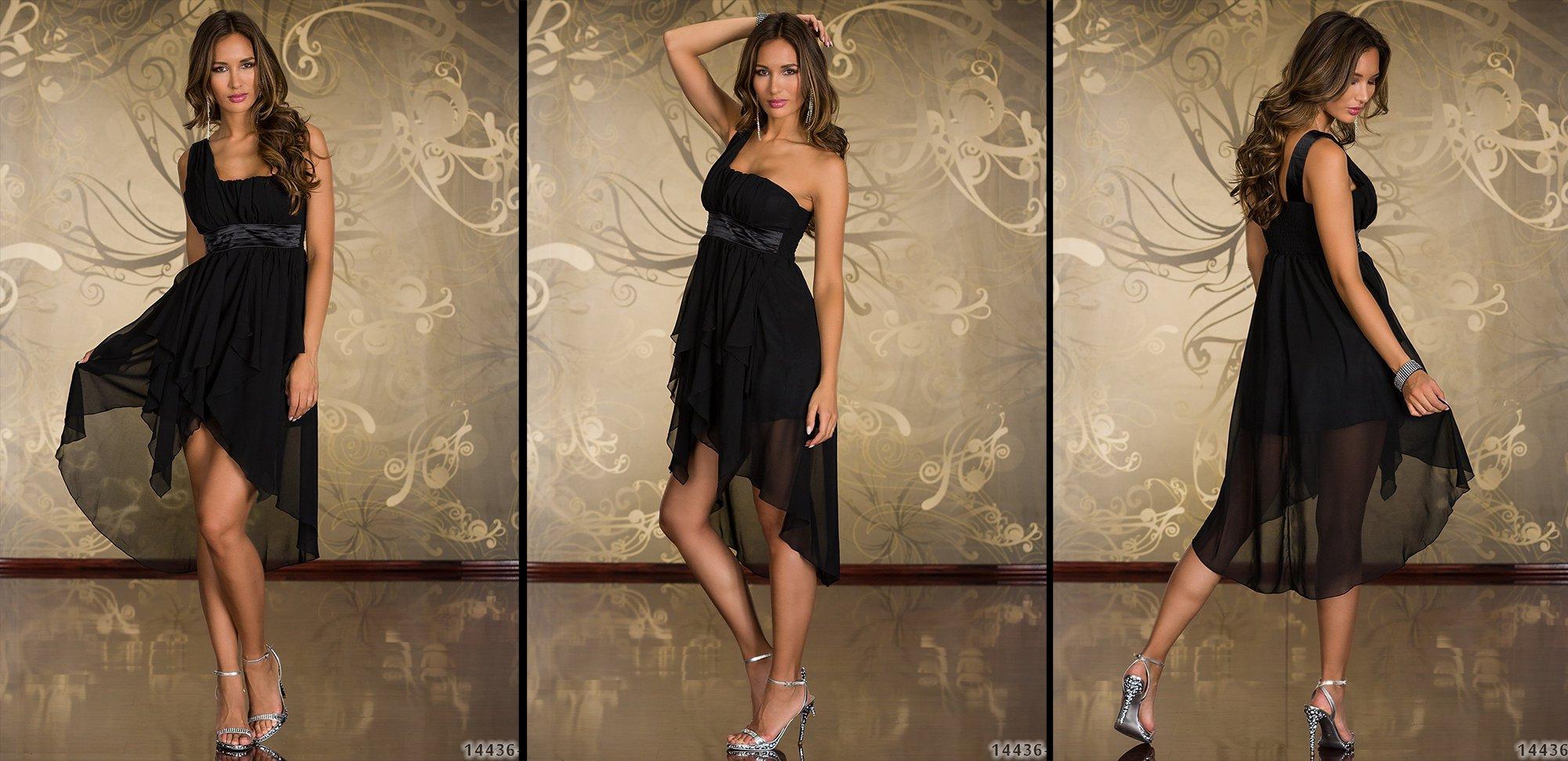 Minikleid Eva   Lola - schwarz - Sexyjeans.ch b1bc2b0081