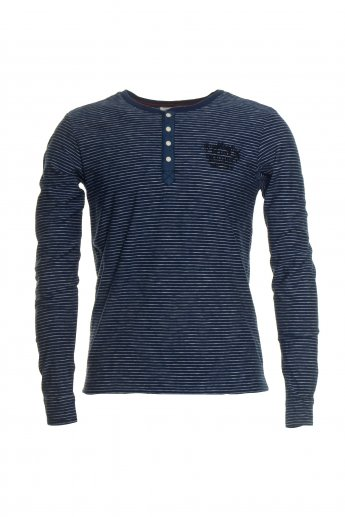 Petrol Sweatshirt - dark blue