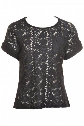 Shirt Whisper ONLY - black