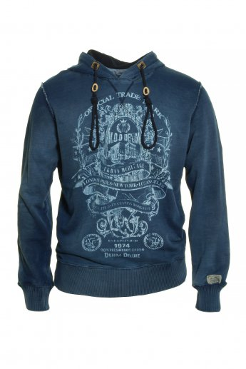 M.O.D Pullover - blue
