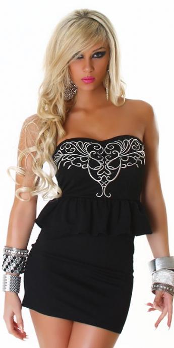 Kleid Romea - black