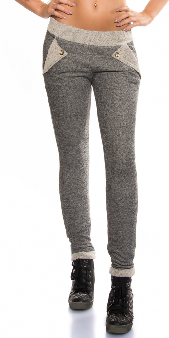 Trendy Hose - grey
