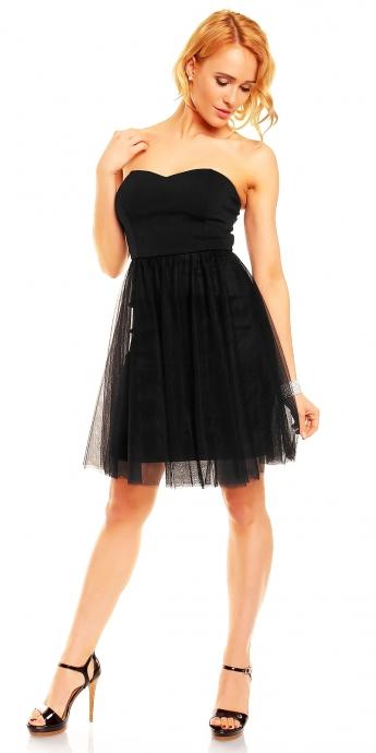 Kleid Charms  - black
