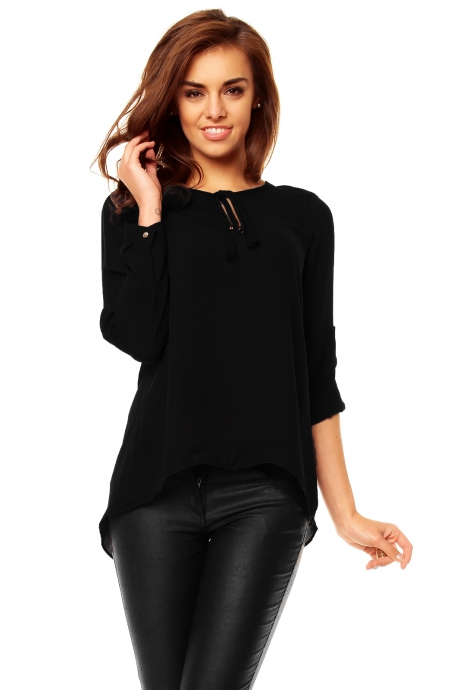 Bluse Charms  - black