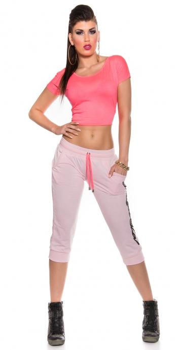 Jogging Pants - rose