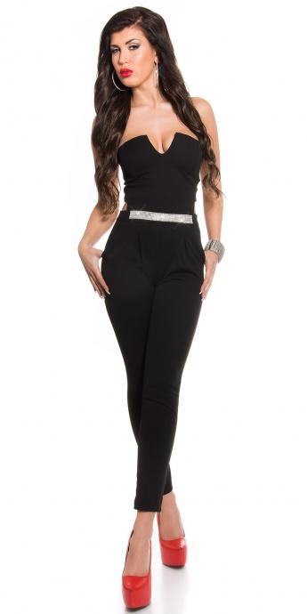 Bandeau-Overall - black