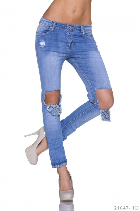 Trend Jeans  - blue
