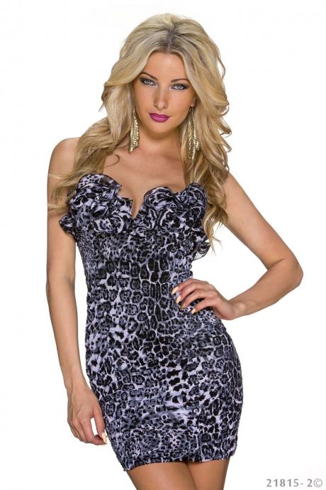 Kleid Enya - black