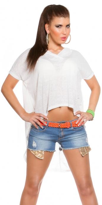Shirt Yuna - white