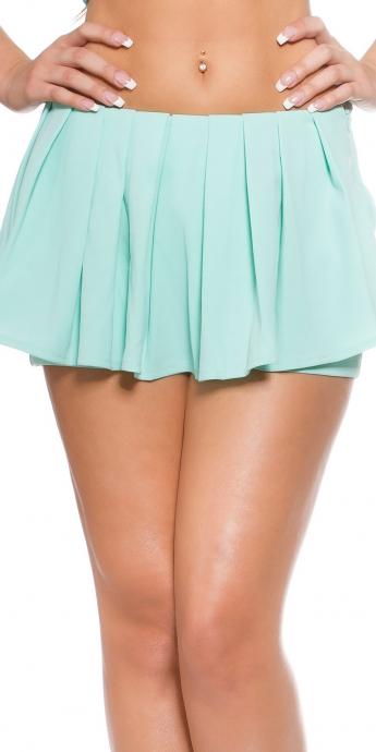 FashionistaSkorts - bleu clair