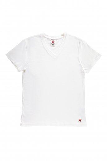 Shirt Basic Japan Rags - white