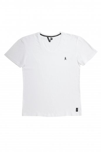 Shirt Japan Rags Classic - white