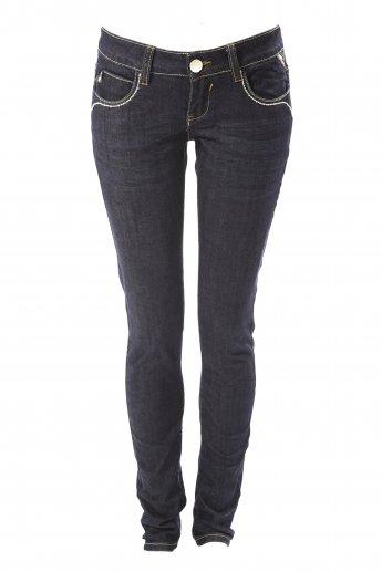 Jeans Skinny Vita Carrera - dark blue