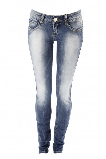 Jeans Skinny Vita Carrera - blue