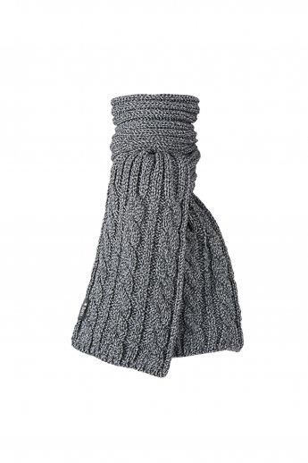 Twister Scarf Barts - grey