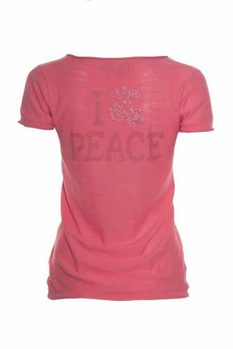 Shirt Slone LTC - coral