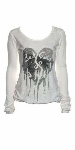 Sweatshirt M.O.D - white