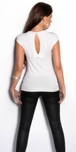 Shirt KouCla - white
