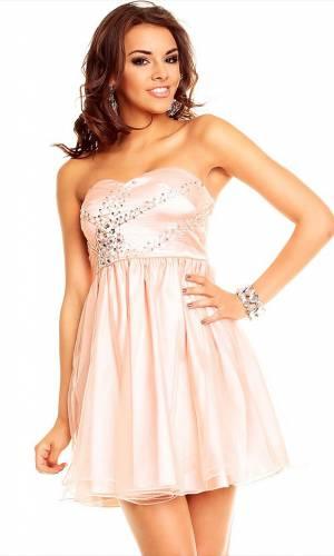 Kleid Elegance - rose