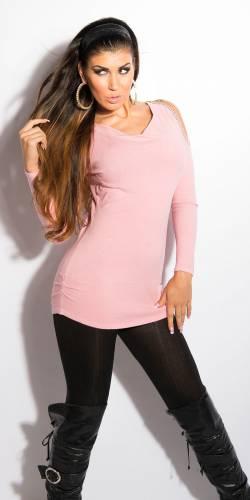 Pullover KouCla - rose