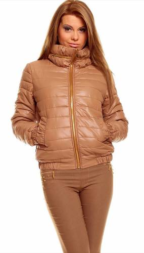 Jacke - light brown