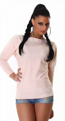 Pullover Louise - rose