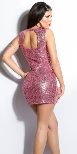 Minikleid Irina - rose