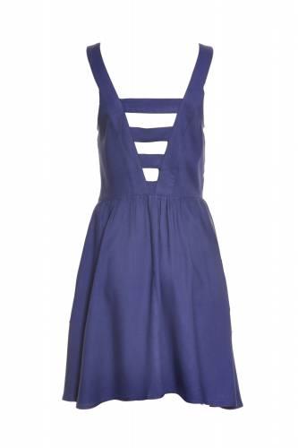 Kleid FIBO ONLY - blue
