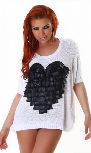 Shirt Alma - white