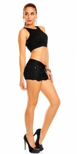 Shorts Lidya - black