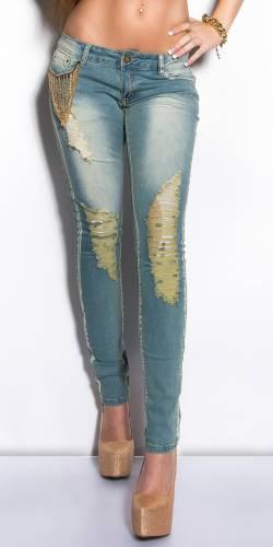 KouCla Jeans - blue