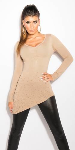 Pullover Megan - beige