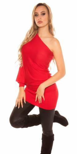 Pullover Zaira - red