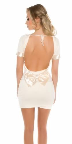 Minikleid - beige