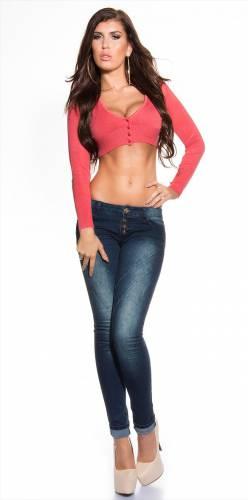 Jeans Kayley - blue