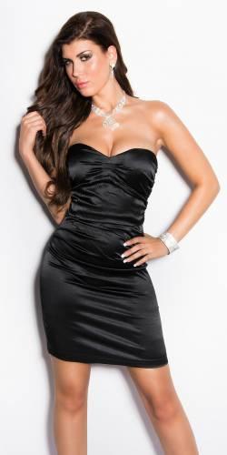 Minikleid - noir