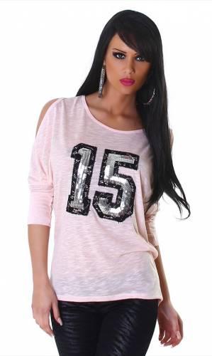 Shirt 15 - rose