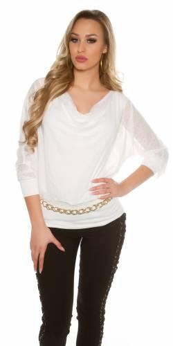 Shirt Rana - white