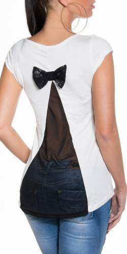Shirt Valena - white