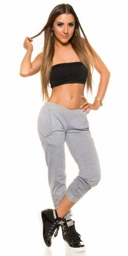 LowCut Jogginhose  - grey