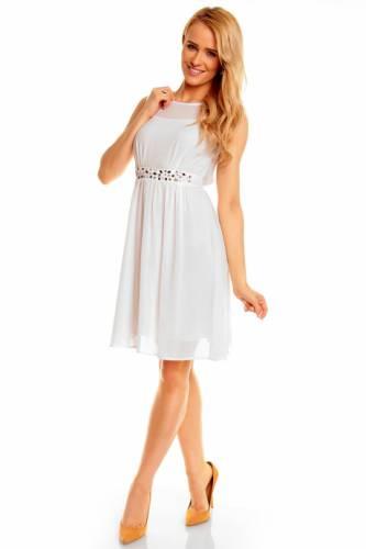 Kleid Maria - white