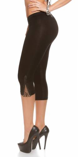 Capri Leggings - black