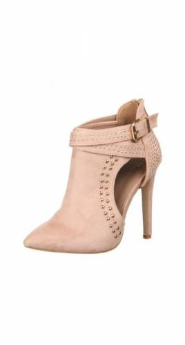 High Heels Roxy - beige