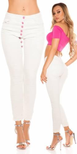 Koucla Jeans - white