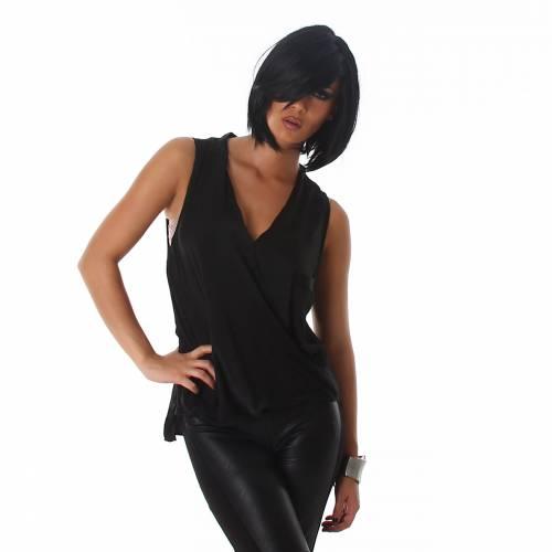 Bluse Sarine - black
