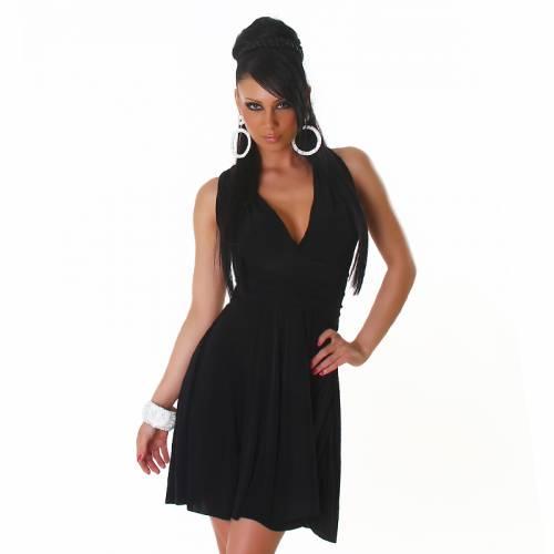 Kleid Sevval - black