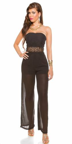 Bandeau-Overall  - black